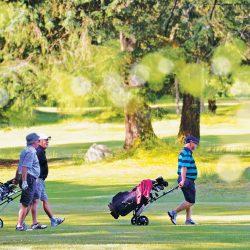 golfer-trio